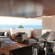 Bahia de la Plata front line beach Estepona_Covered terrace_Realista Quality Properties Marbella