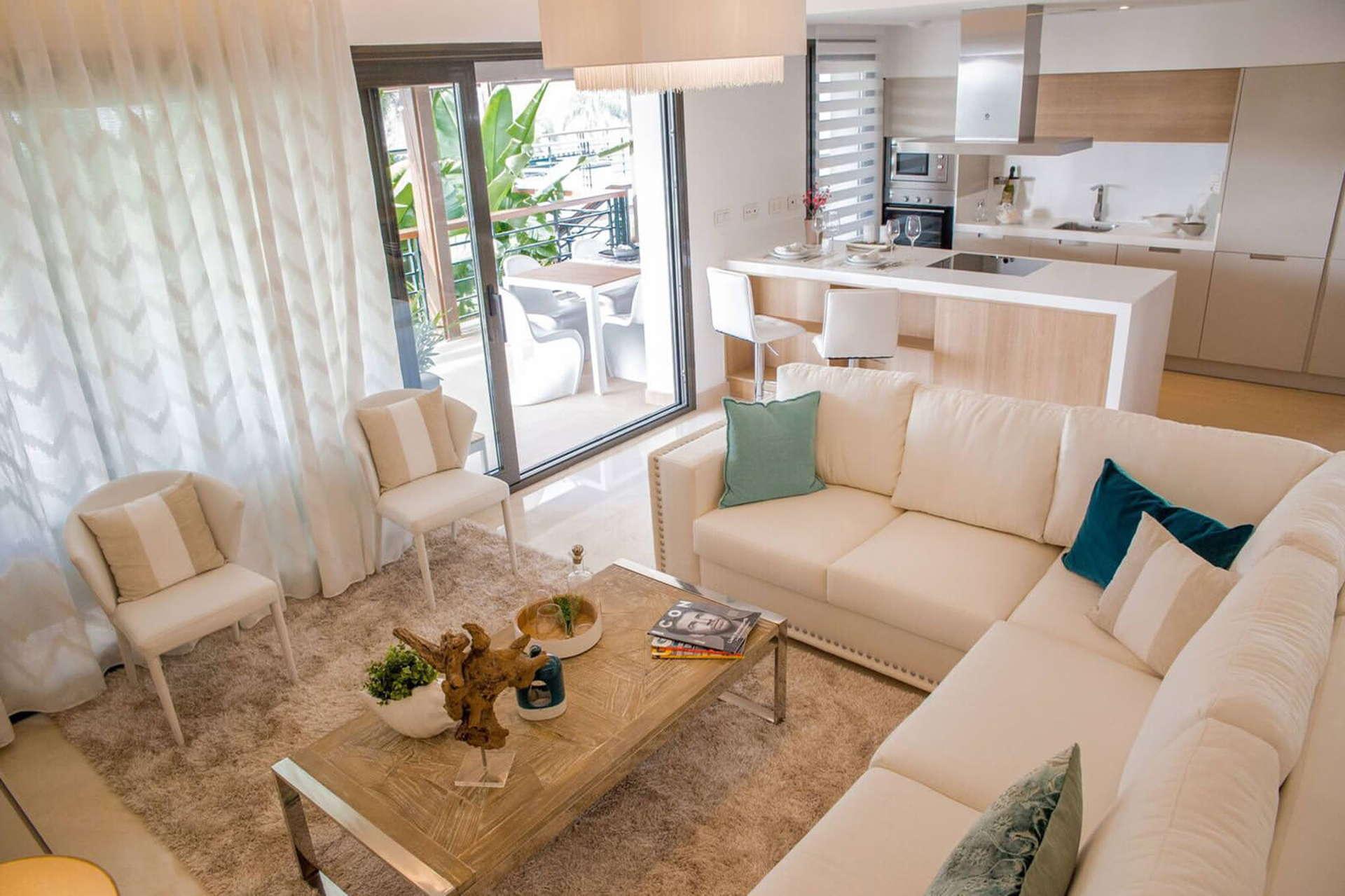 شقة بنتهاوس في بوتانيك لوس اكويروس بيناهافيس بإطلالات على البحر