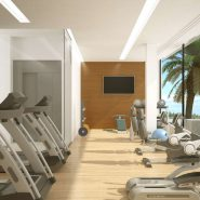 La Finca Town house for sale_gym spa area_Realista Quality Properties Marbella