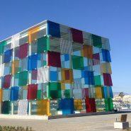Malaga Pompidou Centre