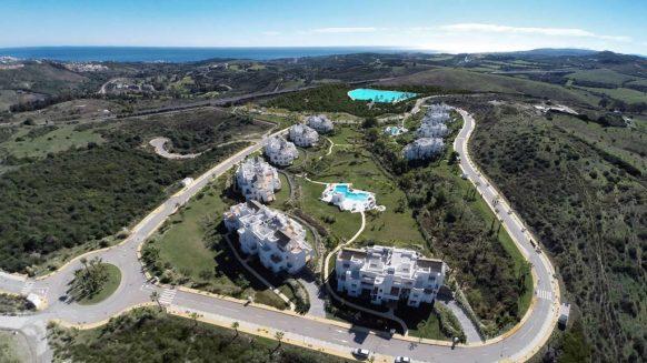 Alcazaba Lagoon_Bird view II_Realista Quality Properties Marbella