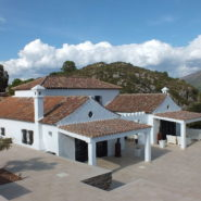 Andalusian Cortijo style villa in country living Casares_I_Realista Quality Properties Marbella