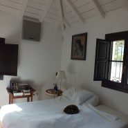 Andalusian Cortijo style villa in country living Casares_guest bedroom III_Realista Quality Properties Marbella