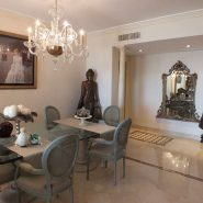 Bahia del Velerin_2 bedroom apartment_dining area_Realista Quality Properties Marbella