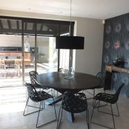 For Sale Modern 5 bedroom Villa Los Flamingos Golf Resort_diningroom VI_Realista Quality Properties Marbella