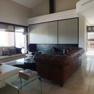 For Sale Modern 5 bedroom Villa Los Flamingos Golf Resort_livingroom VII_Realista Quality Properties Marbella