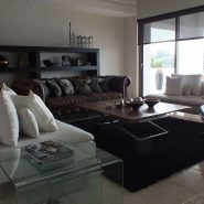 For Sale Modern 5 bedroom Villa Los Flamingos Golf Resort_livingroom XI_Realista Quality Properties Marbella
