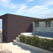 La Valvega_roof top terrace with pool_Realista Quality Properties Marbella