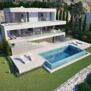 New project villa for sale_El Mirador del Paraiso_Benahavis_Realista Quality Properties Marbella 53