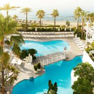 Pool apartments Puente Romano Hotel for sale_Realista Quality Properties Marbella