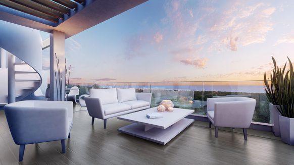 منازل تاون هاوس جديدة من 4 غرف نوم في مجمع لو ميراج استيبونا في كانسيلادا، استيبونا