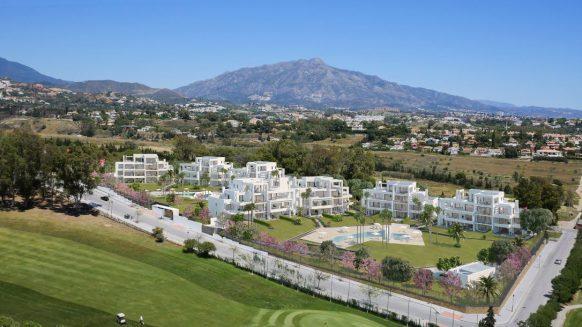 Las Terrazas de Atalaya_site plan_ Realista Quality Properties Marbella