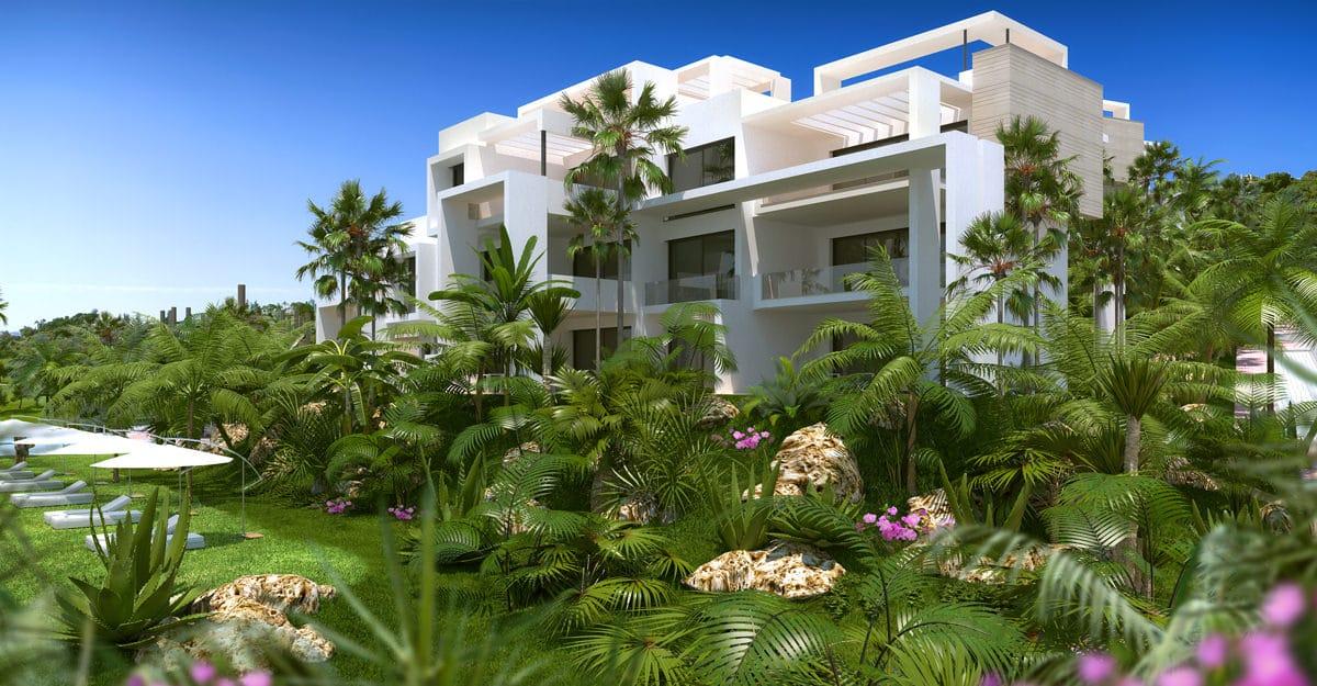 New Build Properties In Estepona