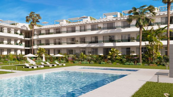 Belaire New modern project Estepona_Realista Quality Properties Marbella