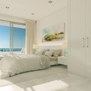 Belaire New modern project Estepona_master bedroom_Realista Quality Properties Marbella