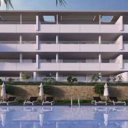 Botanic Los Arqueros new project_One of the bloks Realista Quality Properties Marbella