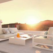 Cataleya off plan apartments for sale Estepona_Sunset_Realista Quality Properties Marbella