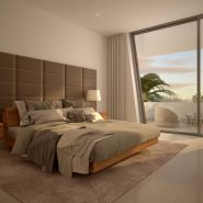 La Finca Town house for sale_Mater bedroom_Realista Quality Properties Marbella
