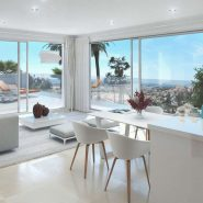La Morelia_Living room view to terrace_Realista Quality Properties marbella