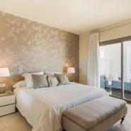Las Terrazas de Cortesin_ Master bedroom_Realista Quality Properties Marbella