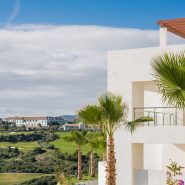 Las Terrazas de Cortesin_ View of building_Realista Quality Properties Marbella