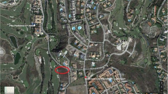 Building plot Los Flamingos Golf Resort_Realista Quality Properties Marbella