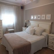 Estepona center 3 bedroom apartment for sale_Master bedroom_Realista Quality Properties Marbella
