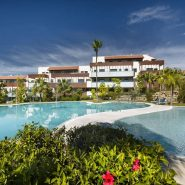 Hoyo 19 Los Flamingos Golf Resort_2 bedroom apartment_Commuanl pool area I_Realista Quality Properties Marbella