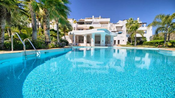 Las Lomas de la Quinta_ground floor 2 bedroom apartment_Realista Quality Properties Marbella