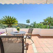 Las Lomas de la Quinta_ground floor 2 bedroom apartment_terrace IV_Realista Quality Properties Marbella