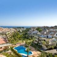 Lomas del Rey Golden Mile_Bird view_Realista Quality Properties Marbella