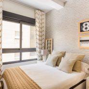 Malaga City Apartment_ 2 bedroom_master bedroom_Realista Quality Properties Marbella