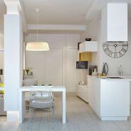 Malaga City Apartment_ 2 bedroom_open plan kitchen VIII_Realista Quality Properties Marbella