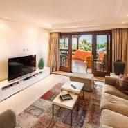 Mar Azul Estepona Beach front penthouse_Living room I _Realista Quality Properties Marbella