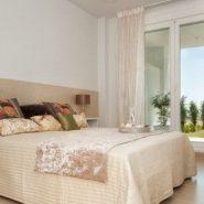 Modern apartment Floresta Sur La Mairena Elviria_Guest bedroom_Realista Quality Properties Marbella