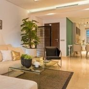Modern apartment Floresta Sur La Mairena Elviria_Livingroom II_Realista Quality Properties Marbella