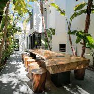 Modern villa for sale Los Monteros Playa_Inner terrace_Realista Quality Properties Marbella