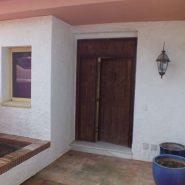 Villa Kawtar La Alqueria_Wooden door_Realista Quality Properties Marbella