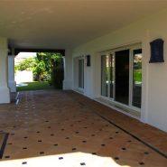 Villa La Alqueria_Covered terrace_Realista Quality Properties Marbella