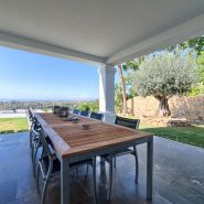 Villa Los Flamingos 5 bedroom_Covered terrace_Realista Quality Properties Marbella