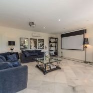 Villa marbella Hill Club for sale_game room_Realista Quality Properties Marbella