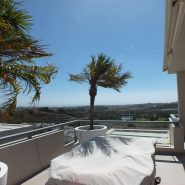 Arrayanes Golf penthouse_Roof terrace view_Realista Quality Properties Marbella