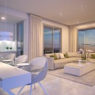 Belaire New modern project Estepona_Living room_Realista Quality Properties Marbella