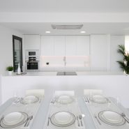 Cataleya off plan apartments for sale Estepona_Modern open plan kitchen_Realista Quality Properties Marbella