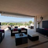 El Lago Los Flamingos Golf Resort apartment_Covered terrace III_Realista Quality Properties Marbella