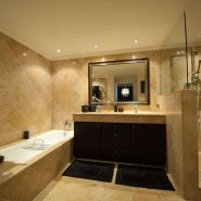 El Lago Los Flamingos Golf Resort apartment_Master bathroom_Realista Quality Properties Marbella