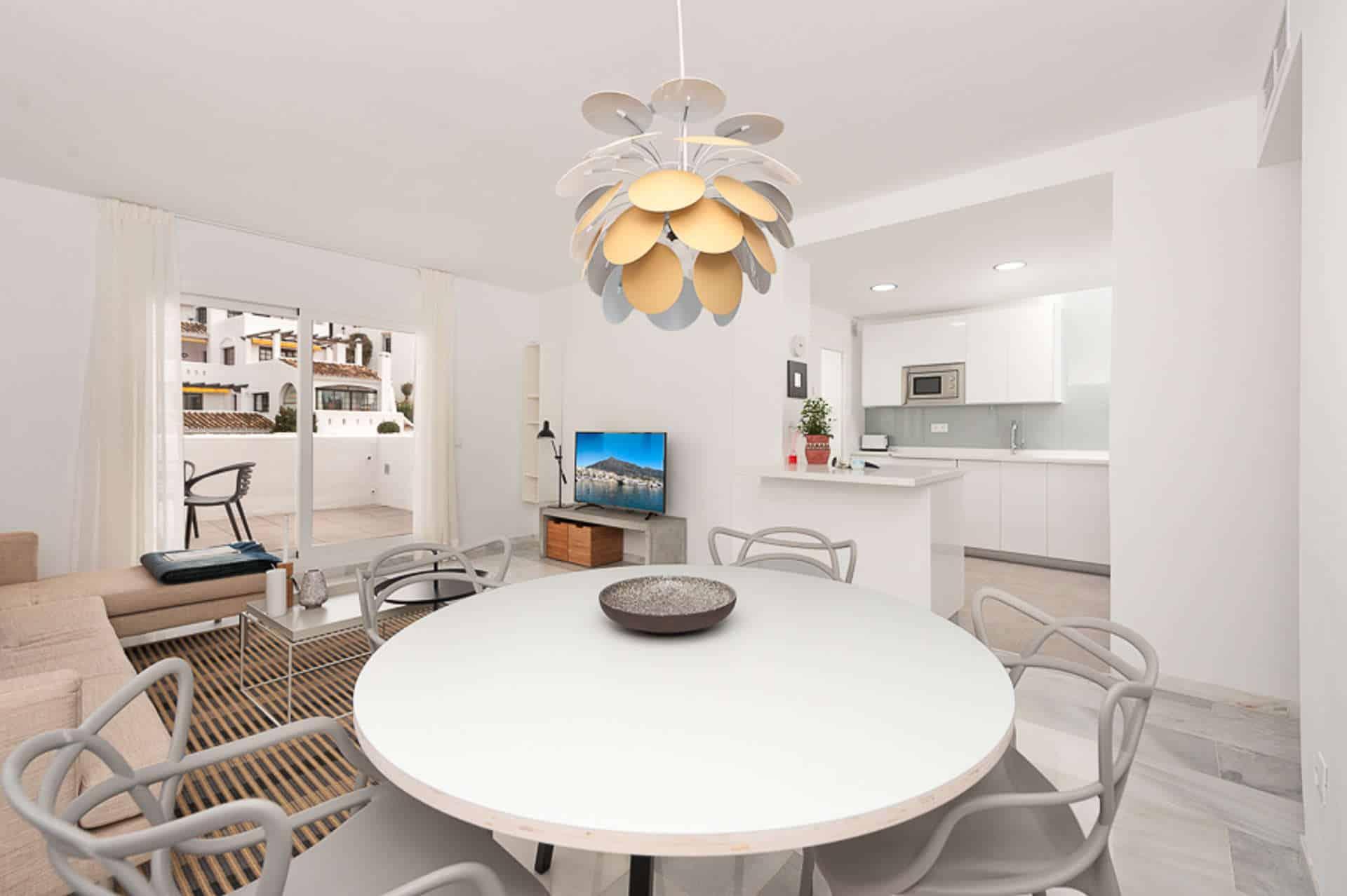 Appartement / studio in het hart van Nueva Andalucia