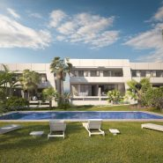 La Finca Town house for sale_swimmimg pool_Realista Quality Properties Marbella