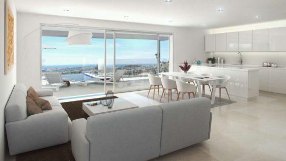 La Morelia_Woonkamer_Realista Quality Properties Marbella