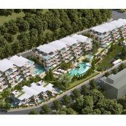 Lotus Jardinana_Cala de Mijas_bird eye view_Realista Quality Properties Marbella
